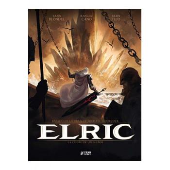 ELRIC 04. LA CIUDAD DE LOS...