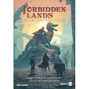 FORBIDDEN LANDS - LAS...