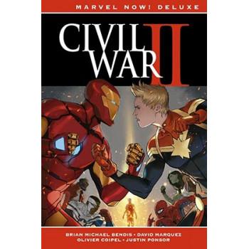 CIVIL WAR II (MARVEL NOW!...