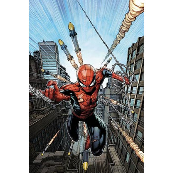 EL IMPARABLE SPIDERMAN 01