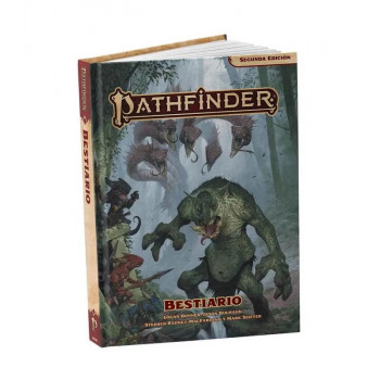 PATHFINDER - BESTIARIO (2ª...