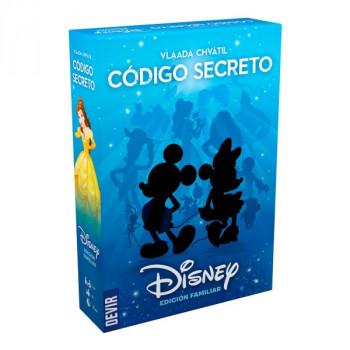 CODIGO SECRETO DISNEY
