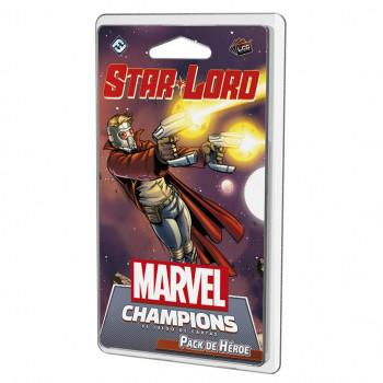STAR-LORD. PACK DE HEROE -...