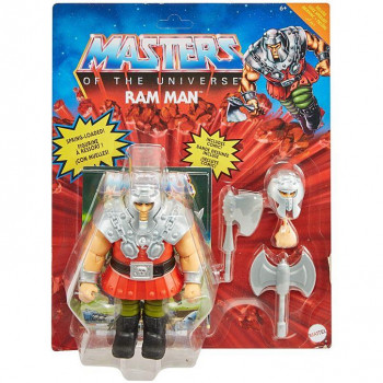 FIGURA RAM MAN 14 cm....