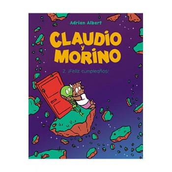 CLAUDIO Y MORINO 02. ¡FELIZ...