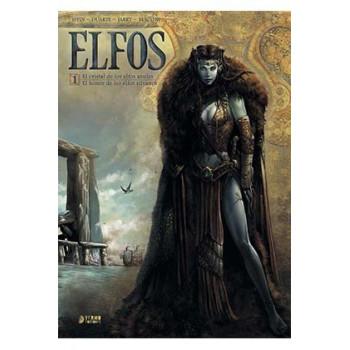 ELFOS 01: EL CRISTAL DE LOS ELFOS AZULES/ EL HONOR DE LOS ELFOS SILVANOS