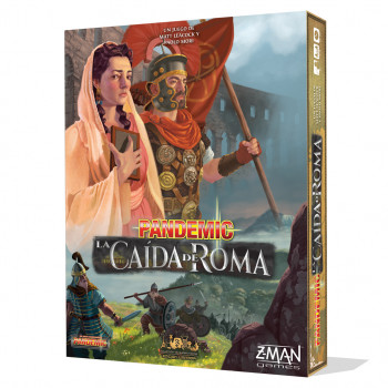 PANDEMIC - LA CAIDA DE ROMA...