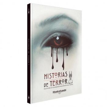 HISTORIAS DE TERROR TOMO 1...