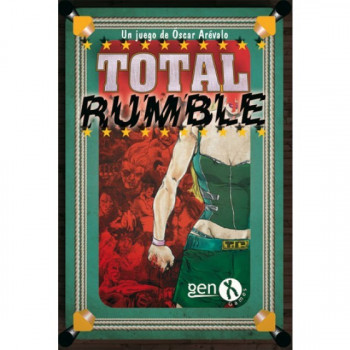 TOTAL RUMBLE - JCNC