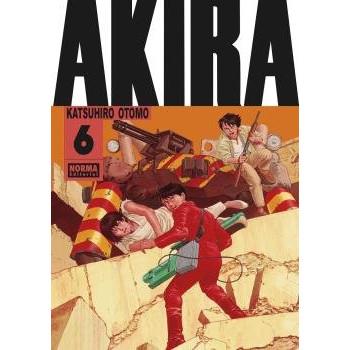AKIRA 06 EDICION ORIGINAL