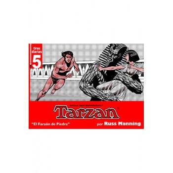 TARZAN - TIRAS DIARIAS 5