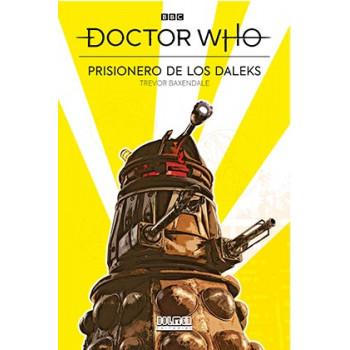 DOCTOR WHO: PRISIONERO DE...