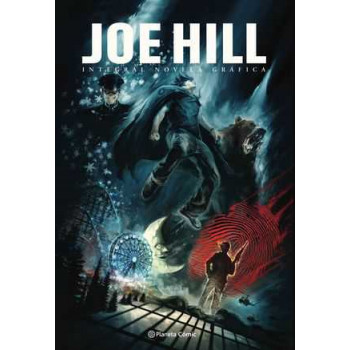 JOE HILL: INTEGRAL NOVELA...