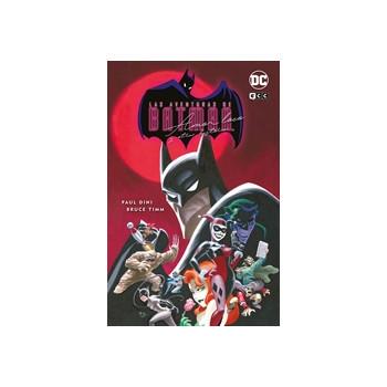 BATMAN: AMOR LOCO Y OTRAS...