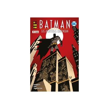 BATMAN: LAS AVENTURAS...