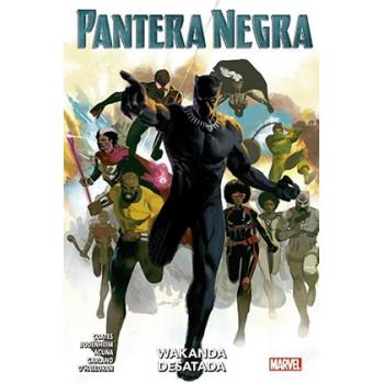 PANTERA NEGRA 04. WAKANDA...
