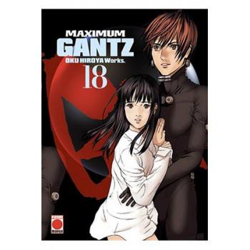 GANTZ MAXIMUM 18