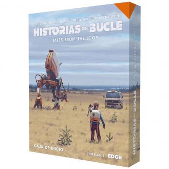 CAJA DE INICIO - HISTORIAS...