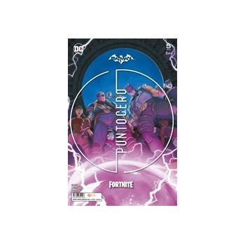 BATMAN/FORTNITE: PUNTO CERO 05