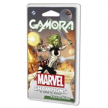 GAMORA. PACK DE HEROE -...