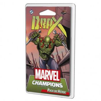 DRAX. PACK DE HEROE -...