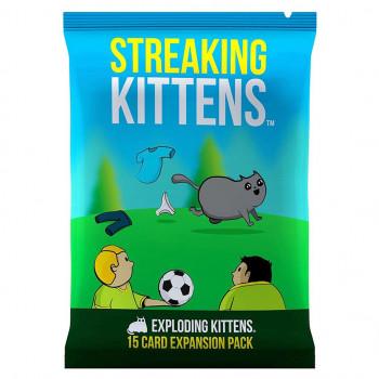 STREAKING KITTENS -...