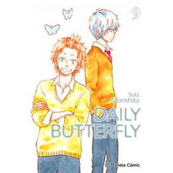 DAILY BUTTERFLY 09