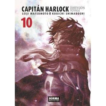 CAPITAN HARLOCK DIMENSION...