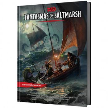 FANTASMAS DE SALTMARSH -...