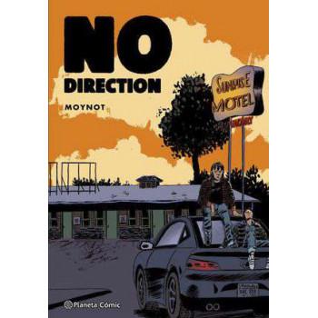 NO DIRECTION (NOVELA GRAFICA)
