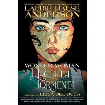 WONDER WOMAN HACIA LA TORMENTA