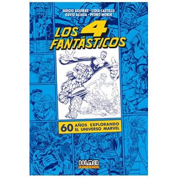 LOS CUATRO FANTASTICOS. 60...