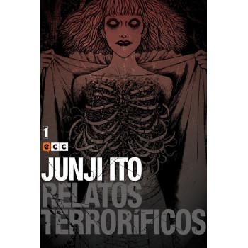 JUNJI ITO: RELATOS TERRORIFICOS 01