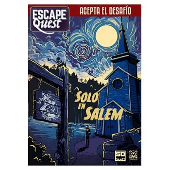 ESCAPE QUEST: SOLO EN SALEM