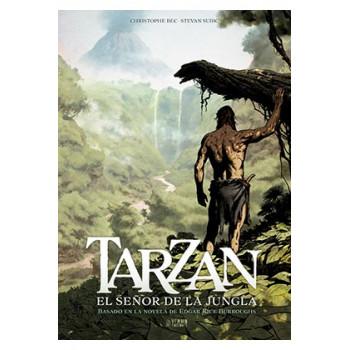 TARZAN, EL SEÑOR DE LA...