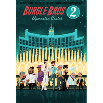 BURGLE BROS 2 OPERACION CASINO