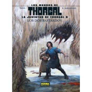 LA JUVENTUD DE THORGAL 8...