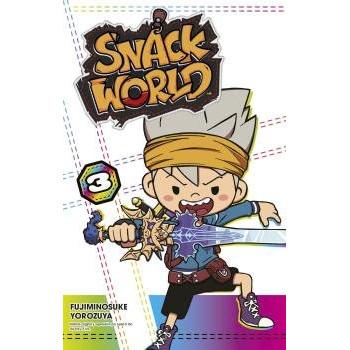 SNACK WORLD 03
