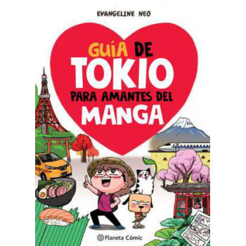 GUIA DE TOKIO PARA AMANTES...