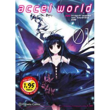 (PROMO MANGA) ACCEL WORLD 01