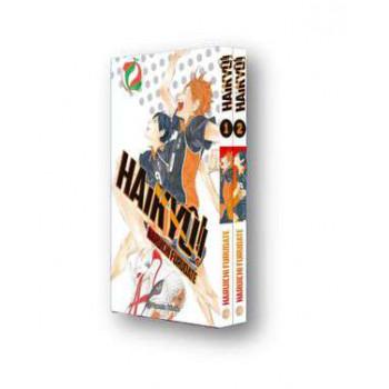 PACK HAIKYU!! 01 + 02
