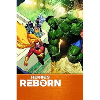 HEROES REBORN 02