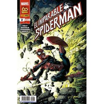 EL IMPARABLE SPIDERMAN 02