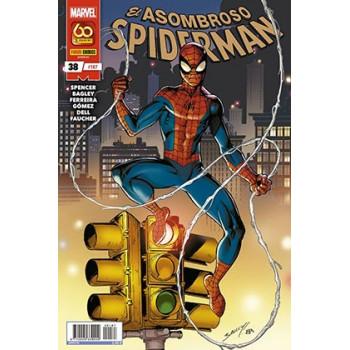EL ASOMBROSO SPIDERMAN 38...