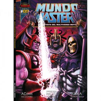 MUNDO MASTERS 09 LA REVISTA...