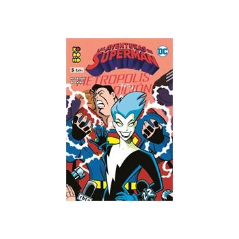LAS AVENTURAS DE SUPERMAN 05