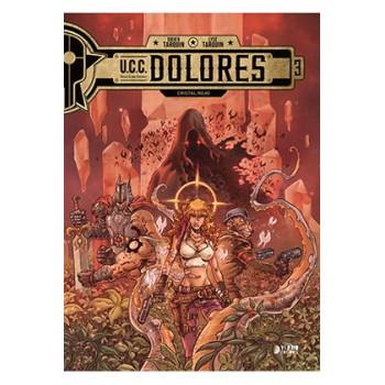 U.C.C. DOLORES 03. CRISTAL...