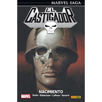 MARVEL SAGA. EL CASTIGADOR...