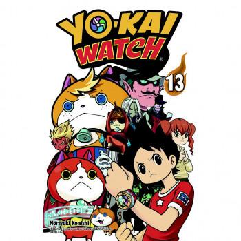 YO KAI WATCH 13