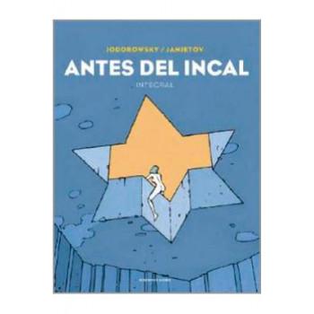 ANTES DEL INCAL